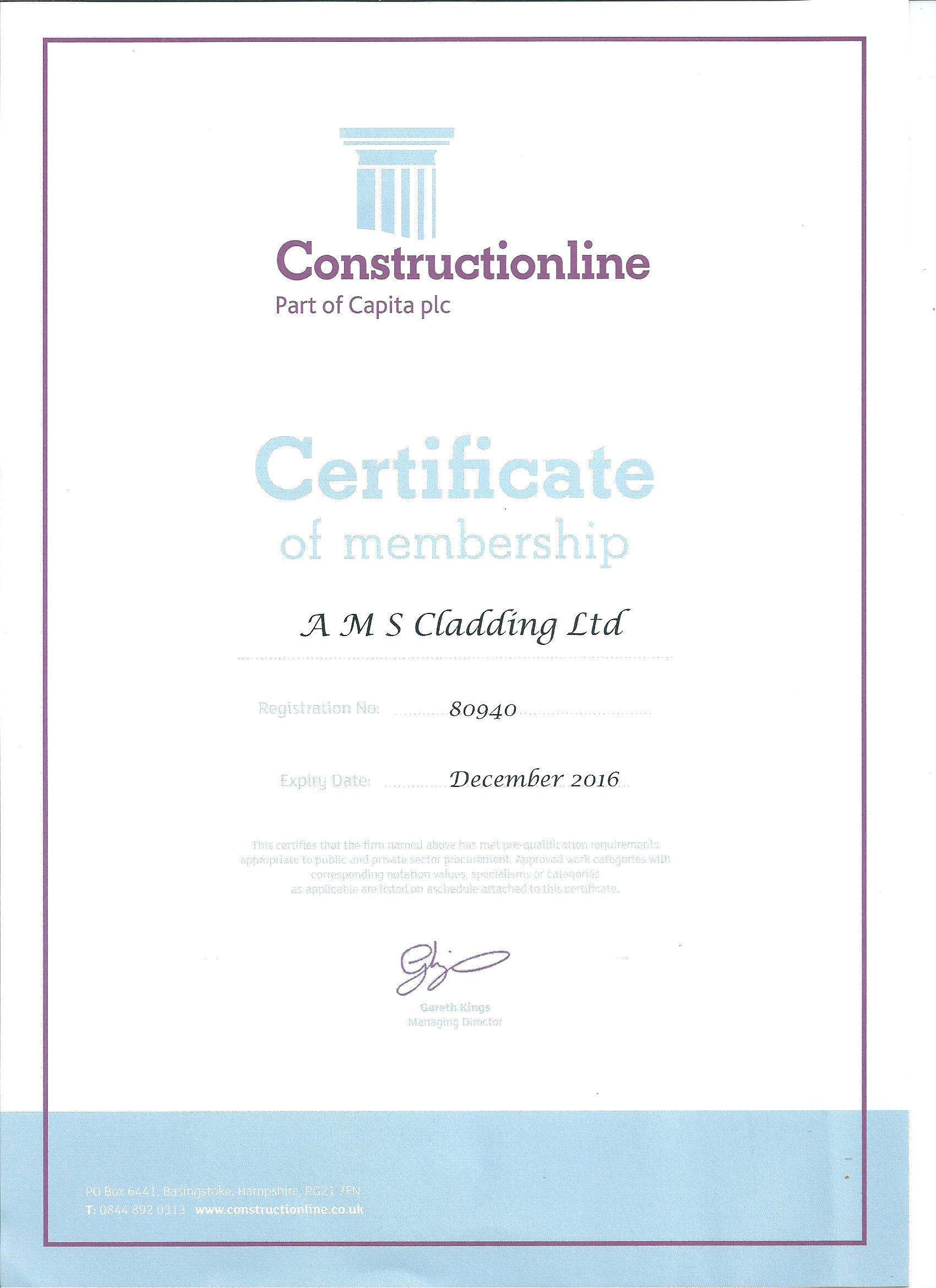 Cladding And Roofing Services Ams Cladding Of Preston